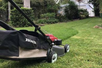 Lawn Mowing & Lawn Care
